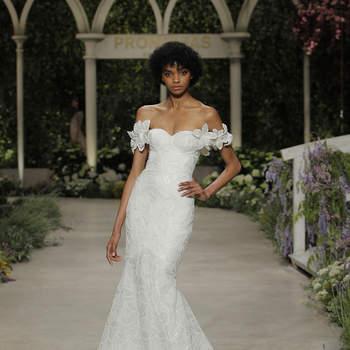 Créditos: Pronovias, Barcelona Bridal Fashion Week