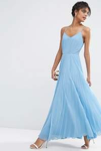 Blauwe jurken voor 2017