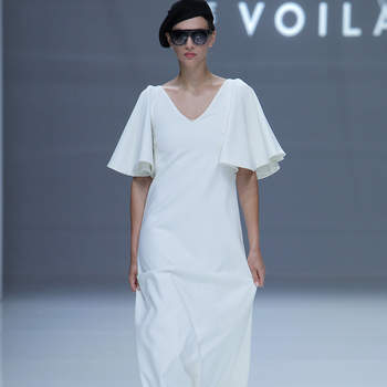 Sophie et Voilà - Credits: Barcelona Bridal Fashion Week