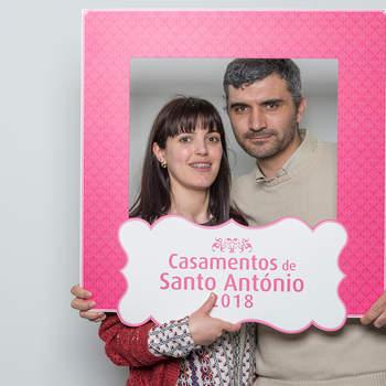 """<p><b>Susana Gomes &amp; Pedro Amorim</b><p> Marvila<p>A Susana tem 36 anos e é Técnica de Personalização; o Pedro tem 35 anos e é Assistente Técnico Vão ter um casamento católico.<p>Enquanto casal, dizem-nos que """"são como uma ilha""""."""