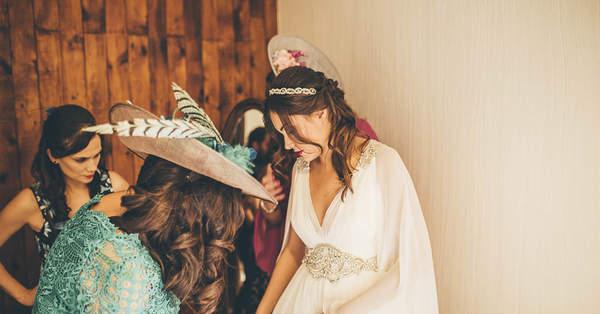 01ee255da 9 errores que cometen las novias cuando van a comprar el vestido
