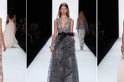 Badgley Mischka Ready to Wear Collection 2016 New York Fashion Week Catwalk