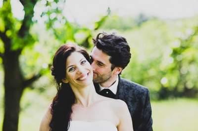 Real Wedding: Eine ländliche Traumhochzeit in Bayern!