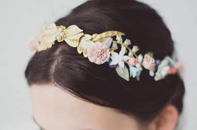Accessori per capelli per la sposa: un guizzo di unicità per sentirti unica