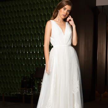 Créditos: Atelier Gio Rodrigues | Coleção 2020 | Modelo do vestido: Denise