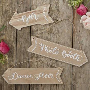Cartelería boda Vintage- Compra en The Wedding Shop