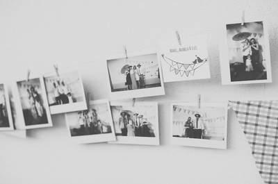 Usar a Polaroid no casamento é tendência para 2015