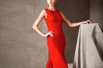 Pronovias 2017 : Une nouvelle collection de robes de soirée très glamour