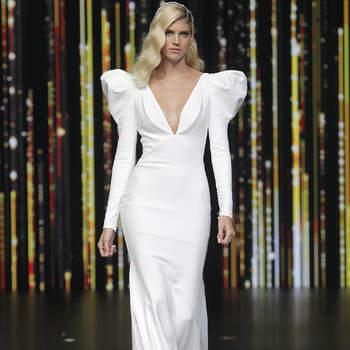 Photo : Pronovias. Credits_ Barcelona Bridal Fashion Week