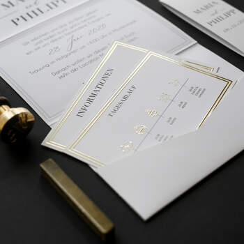 "Einladung Design ""Monaco"""