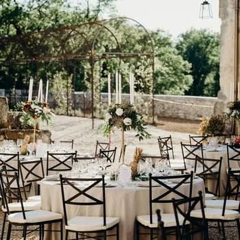 Photo : Domaine de Vieux Mareuil - Au cœur du Périgord vert, le Château de Vieux Mareuil vous accueille, vous et vos proches. Dans cette magnifique propriété ouverte sur la campagne, vivez en toute sérénité les plus beaux moments de votre vie.