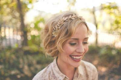 Il 'casual wedding hair', la tendenza tutta da copiare per la sposa 2014