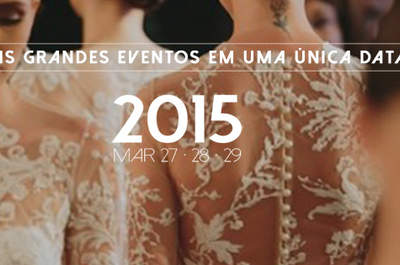 Todas as novidades do Casamoda Noivas 2015: ganhe sua entrada no Instagram do Zankyou!