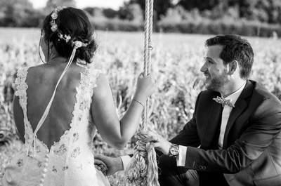 Imaginez autrement votre robe de mariée grâce au talent de Kelsie Couture