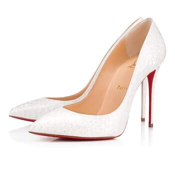 Pigalle Follies Patent Coquillage, Christian Louboutin