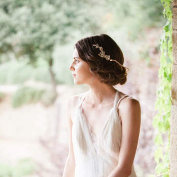 Cabelo de noiva preso   Credits: Sandra Aberg Photography