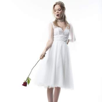 Modelo: Maude Marca: Cymbeline
