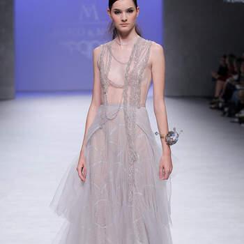 Marco & Maria. Barcelona Bridal Fashion Week.
