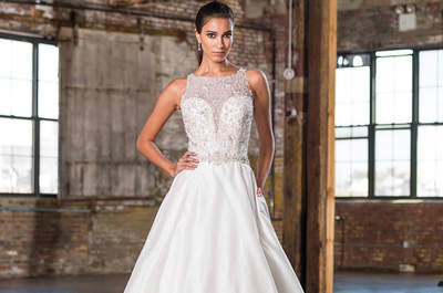 The new Justin Alexander Signature Autumn/Winter 2016-2017 wedding collection is too good to miss!