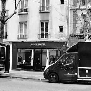 Photo : Tailor Trucks