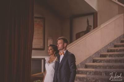 Photo : J. Leal - Wedding Photography Paris