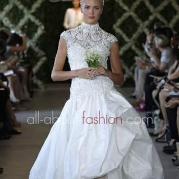 Sulle passarelle dell'ultimo New York Bridal Show sfila una romantica Cenerentola che lascia tutti senza fiato
