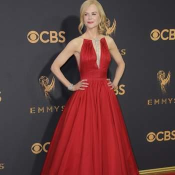 Nicole Kidman de Calvin Klein. Credits: Cordon Press