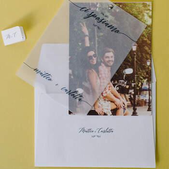 Invitaciones Foto- Compra en The Wedding Shop