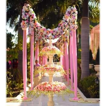 Credit: The Wedding Design Company.