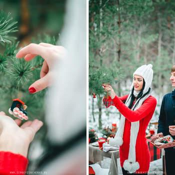 Идеи для Love Story Фото: Сергей Зинченко