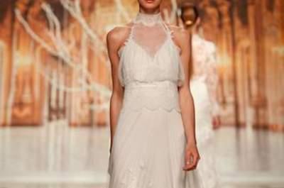 Suknie ślubne 2014: kolekcja Yolan Cris