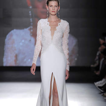 Rosa Clará. Credits_ Barcelona Bridal Fashion Week(3)