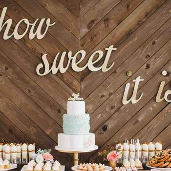 Take Inspiration from 21 of the Most Amazingly Delicious Dessert Tables!