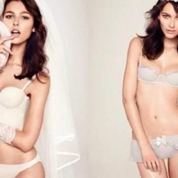 """Découvrez les nouveaux modèles de la ligne """"Just married"""" de Women Secret."""