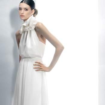 Collection de robes de mariée Orient Express - Jesus Peiró 2012. Photo Divulgação