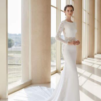 Créditos: Rosa Clará 2020 | Modelo do vestido: Salsa