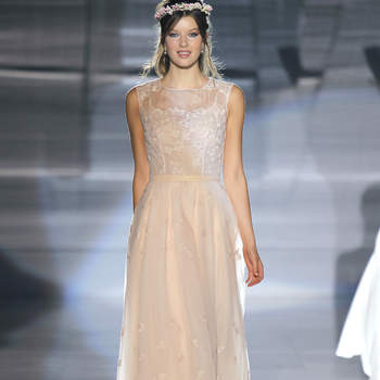 Remby Styling by Marylise. Credits- Barcelona Bridal Fashion Week
