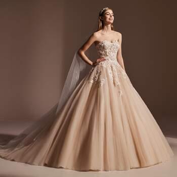 Créditos: Pronovias   Modelo do vestido: Beatriz