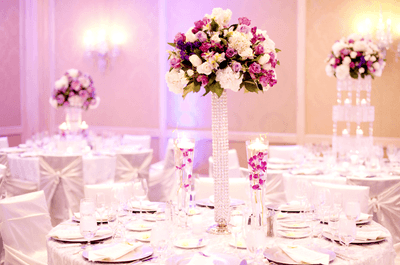 Wie Sie die Stuhlhussen für die Hochzeit selber nähen