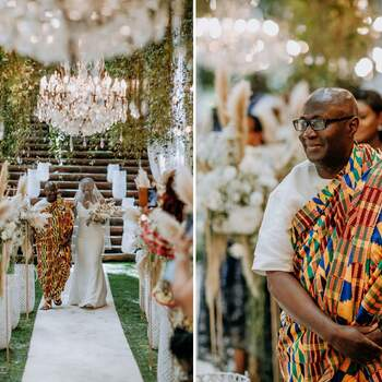 Araba & Harvey Wedding