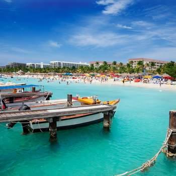 ARUBA. Foto: Shutterstock