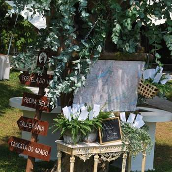 ana mota - Eventos e decoração