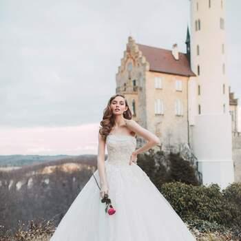 Aurora by Allure Bridals | Credits: Disney