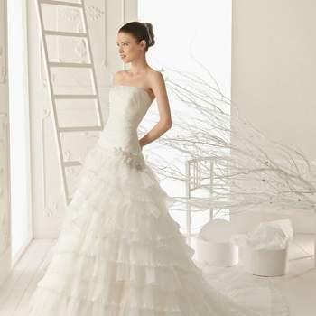 Os vestidos de noiva com pedrarias e bordados fazem a cabeça e o estilo de muitas noivas. Confira estes modelos únicos e encontre o seu modelo de vestido de noiva bordado.