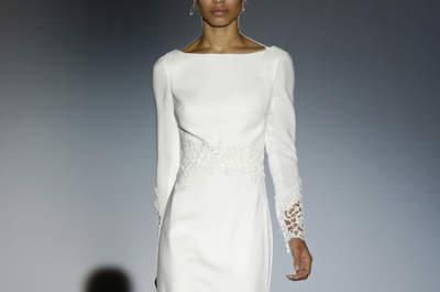 Descubre los 30 vestidos de novia más bonitos de Barcelona Bridal Week