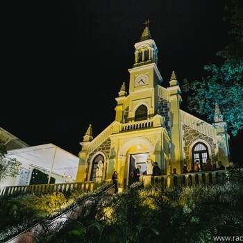 Capela Nossa Senhora das Graças | Foto: Raoni Aguiar