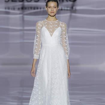 Jesús Peiró. Credits: Barcelona Bridal Fashion Week