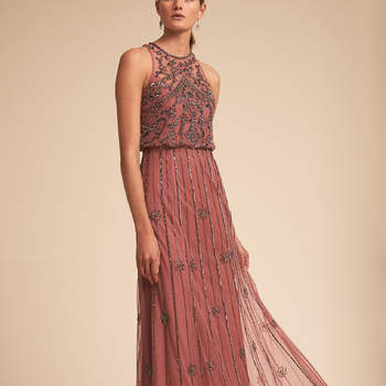 Amada Dress. Credits: Bhldn