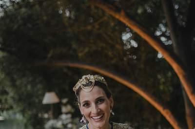 ¿Te atreves con un look barroco en tu próxima boda?