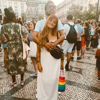 Carolina Deslandes e Diogo Clemente | Foto IG @carolinadeslandes